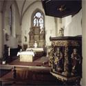 Kirche Kloster Gravenhorst von innen©Stadt Hörstel