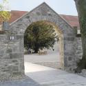 Torbogen Kloster Gravenhorst©Stadt Hörstel