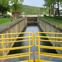 Schleuse Dortmund Ems Kanal©Stadt Hörstel