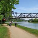 Uferpromenade©Stadt Hörstel